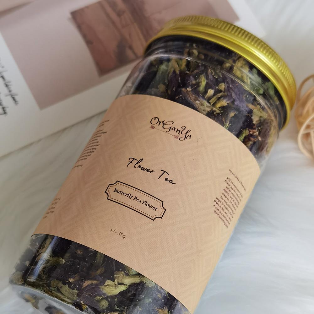 Butterfly Pea Tea from Organya