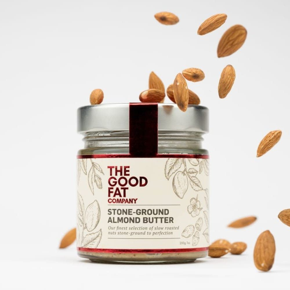 Almond Butter from The Good Fat Co
