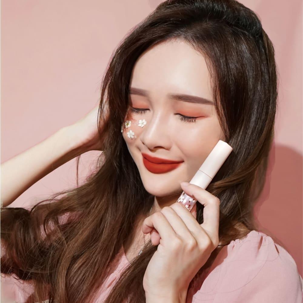 Blooming Series Lip Velvet by Monae Beauty - monae beauty products, lipstick, korean lip